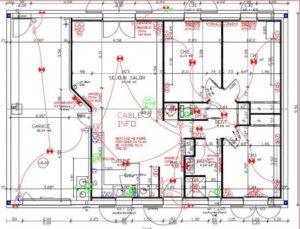 Electricit maison neuve simple hebergeur duimage - Schema plomberie maison neuve ...